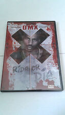 "DMX ""RIDE OR DIE"" DVD"