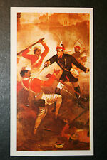 Indian Mutiny 1st Bengal Light Cavalry     Illustrated Action Card # VGC