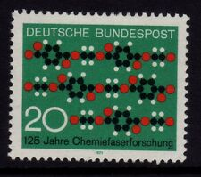 W Germany 1971 Chemical Fibre Research SG 1573 MNH