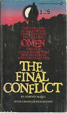 The Final Conflict Omen Gordon McCill very good paperback