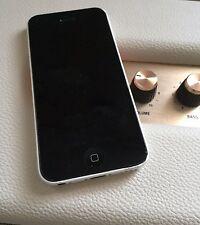 Apple iPhone 5C 16GB weiß mit Apple Case aktuelle Software