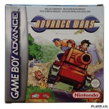 Advance Wars - Nintendo GameBoy Advance - GBA - Komplett in OVP / CIB  -