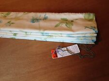 Laura Ashley Orchid Apple Green 3621224 Roman Blind MadeTo Measure All Cols