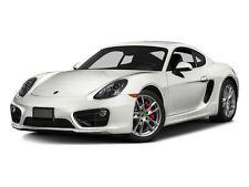 Porsche: Cayman