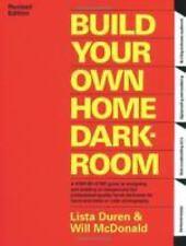 Build Your Own Home Darkroom Duren, Lista, McDonald, Wil, McDonald, Will Paperb