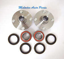 2 Front Wheel Hub & Bearing Set MITSUBISHI MIRAGE / EAGLE SUMMIT / PLYMOUTH COLT