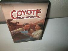 COYOTE SUMMER rare Family dvd Rural Ranch Life ADAM BEACH Vinessa Shaw