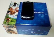 Original BlackBerry Pearl 8220 Flip - Black (Factory Unlocked) Full Set