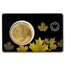 2015 Canada 1 oz Gold Canadian Maple Leaf (In Assay) - SKU #92169