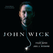 John Wick SOUNDTRACK Limited Record Store Day 2016 RSD New Colored Vinyl LP