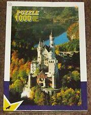 Neuschwanstein Castle GERMANY - 1000 PC JIGSAW PUZZLE - OSTOY - NEW & SEALED