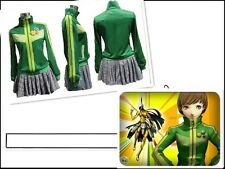 Persona 4 Chie Satonaka Cosplay Costume UK