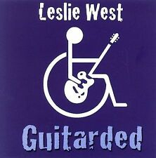 CD-Leslie West-Guitarded  Mar-2005, Voiceprint)