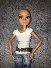 "14"" Moxie Teenz Doll Melrose Doll Dressed With Belt Articulated Teens"