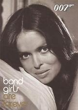 "Women of James Bond In Motion - BG10 ""Barbara Bach"" Bond Girls Chase Card"