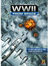 WWII from Space (2013, DVD NEUF) WS