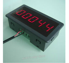 "0.56"" Red LED Digital Display Punch Counter Electronic Counter DC12V-24V 0-99999"
