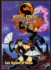 LIVRAISON LETTRE SUIVIE (en france) - DVD Mortal Kombat - Defenders of the realm