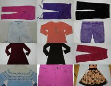GIRLS CLOTHES LOT = SIZE 12 justice GAP KIDS shirts pants DRESS TOPS = ss14