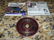 Shanghai (PC, 1995) Game Windows (Near Mint)