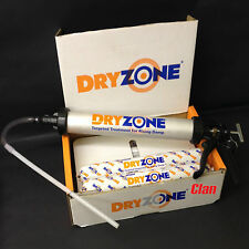 DRYZONE 600ml FOIL TUBE x2 + App Gun (rising damp treatment)