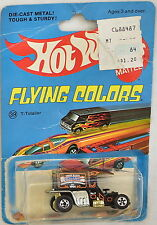HOT WHEELS 1975 T-TOTALLER #39 FLYING COLORS