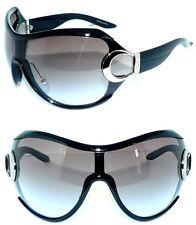 Dior lunettes de soleil straonger 2 noir poison Glossy Femmes Lunettes avec Armani étui