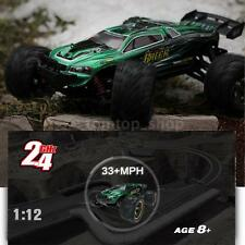 GPTOYS Luctan S912 1/12 High Speed 2.4Ghz Brushed 2WD Monster Truggy RC Car I6I7