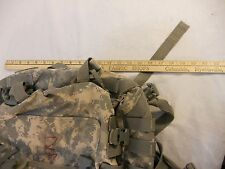 USGI Molle II Modular Lightweight Load-Carrying Assault Pack ACU NWOT 60086