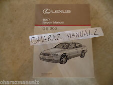 1997 LEXUS GS300 Service Repair Manual OEM