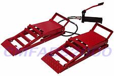 Hydraulic Car Ramps / Hydraulic Car Lifts / Adjustable Car Ramps - Brand New