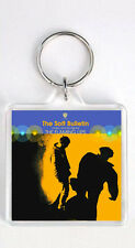 THE FLAMING LIPS - THE SOFT BULLETIN LP COVER KEYRING LLAVERO