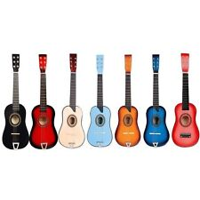 Small Acoustic Guitar Great Gift for Kids Assorted Colors Music Toy Fun Play NEW