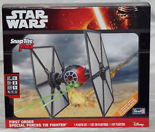 Revell Star Wars 1824 FIRST ORDER TIE FIGHTER  Snap Tite Max series