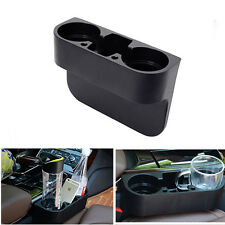 Universal Car Seat Seam Wedge Cup Drink Holder Seat Wedge Cup Holder Mount 1x