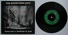 Boomtown Rats Someone's Looking At You UK 1979 7in Punk