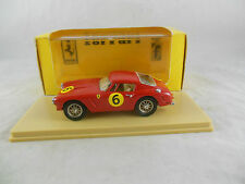 """Idea 3 Ref 103/D 1961 Ferrari 250 GT """"SWB"""" Tourist Trophy Parkes Racing No.6"""