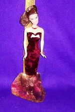 #17 FROM ESTATE SALE OOAK? HANDMADE? ORIGINAL? BARBIE DOLL TYPE DOLL with OUTFIT