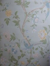 Laura Ashley Summer Palace Eau De Nil Wallpaper Roll x 2 Same Batch  LA03468787