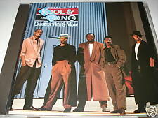 KOOL & THE GANG GREATEST HITS & MORE CD METRONOME 1988 MIT JOANNA /CHERISH (YZ)