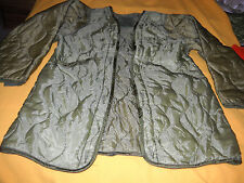 PARKA LINER , OD,, X SMALL,, EXTREME COLD WEATHER LINER FISH TAIL