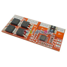 4S 30A High Current Fe LIFEPO4 Battery Charger Protection Board Modul 12.8 14.4V