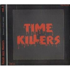 CD TIME KILLERS Karolak Szukalski Bartkowiak Polish Jazz Masters