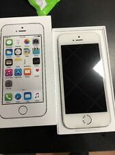 Apple iPhone 5s 16gb Boost Mobile Silver Brand New In The Box $45 Plan Included