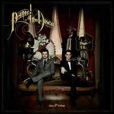 Panic! At The Disco VICES & VIRTUES 3rd Album +MP3s DECAYDANCE New Vinyl LP