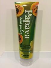 Supre Tan PAPAYA DON'T PREACH Black Bronzer Indoor Tan Tanning Bed Lotion