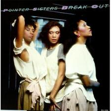 "12"" Pointer Sisters Break Out (Jump, Automatic) 80`s RCA Planet"