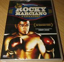 Rocky Marciano: A Life Story (DVD) NEW and SEALED