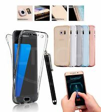 For Samsung Galaxy S6 / SM-G920F - Full Body Shockproof Case Cover & Stylus Pen