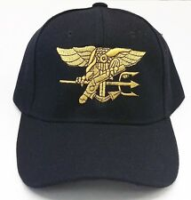 NAVY SEAL LOGO MILITARY BASEBALL CAP HAT FREE SHIPPING USA